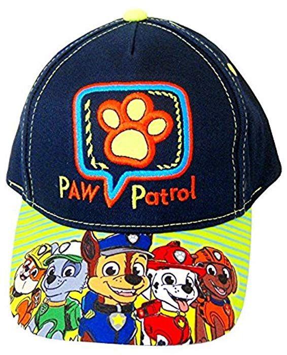 Amazon.com  ABG Accessories Nickelodeon Paw Patrol Boys Baseball Cap -  Toddler  Clothing 3e1deddbe064