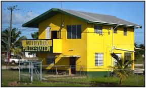 Hattieville, Belize.