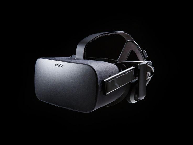 Review: Oculus Rift - http://eleccafe.com/2016/03/28/review-oculus-rift/