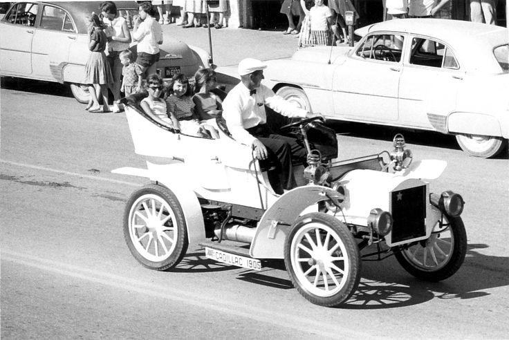 July 4th Parade - 1905 Cadillac - Taylor, TX