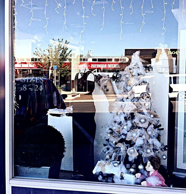 Christmas window 2014
