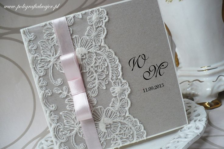 Zaproszenia ślubne : Zaproszenia K54