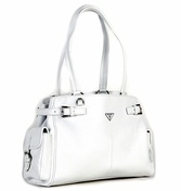 Prada Leather Handbag BR2958 - White (a favourite repin of VIP Fashion Australia - providing a portal to exclusive fashion and style from across the globe. www.vipfashionaustralia.com - Specialising in blacklabel fashion - womens clothing Australia - global fashion houses - Italian fashion - fashion au and fashion boutiques - enter my cat walk )