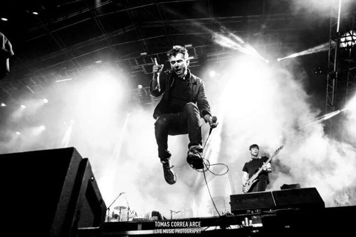 Blur Quilmes Rock 2013 Argentina