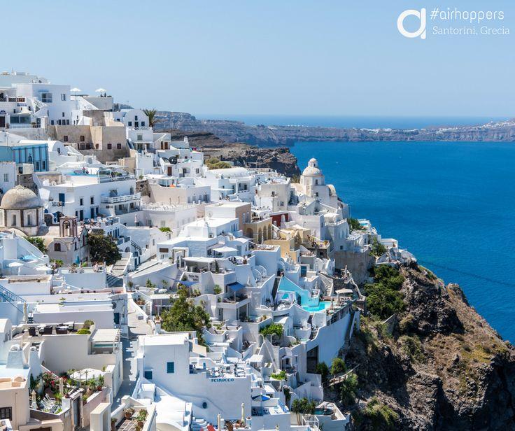 santorini grecia frases frase viajar viaje viajes viajeros