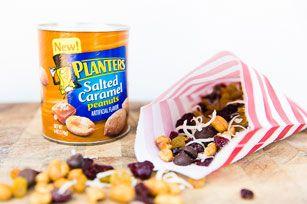 Cranberry & Salted Caramel Trail Mix Recipe - Kraft Recipes