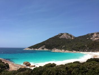 Camping in Denmark, Albany and Walpole. Campgrounds along the south coast, Rainbow Coast, Western Australia - The Great South West Edge
