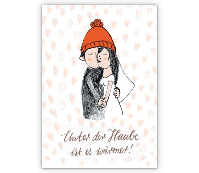 Süße Glückwunschkarte zur Hochzeit mit Brautpaar & Herzchen - http://www.1agrusskarten.de/shop/suse-gluckwunschkarte-zur-hochzeit-mit-brautpaar-herzchen/    00024_0_2867, Brautpaar, Glückwunschkarten, Gratulation, Grusskarte, Hochzeit, Klappkarte, Liebende, Standesamt, Trauung00024_0_2867, Brautpaar, Glückwunschkarten, Gratulation, Grusskarte, Hochzeit, Klappkarte, Liebende, Standesamt, Trauung