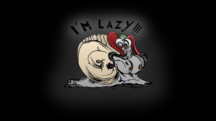lazy is a T Shirt designed by ElArrogante to illustrate your life and is available at Design By Humans