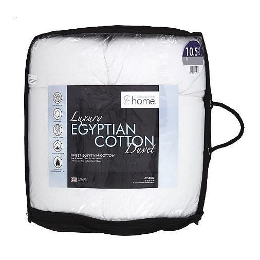 Catherine Lansfield 10.5 Tog Egyptian Cotton Quilt - Super King £48.93