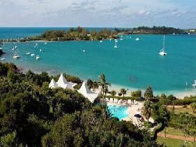 View from our resort....Grotto Bay Beach Resort All Inclusive, Bermuda ---- would love to go