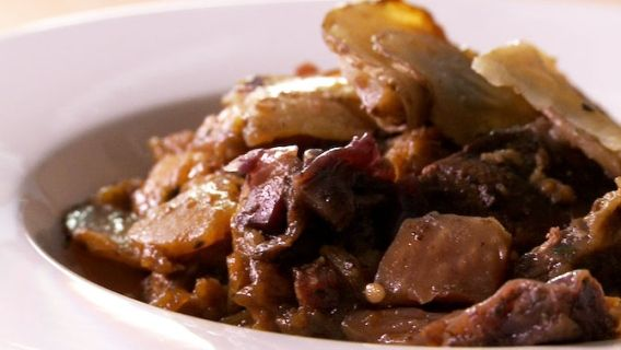 Ragoût de viande de Noël - Recettes de cuisine, trucs et conseils - Canal Vie