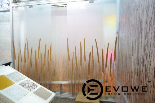 Decorative Translucent Panels : Luxface resin panel panels architectural