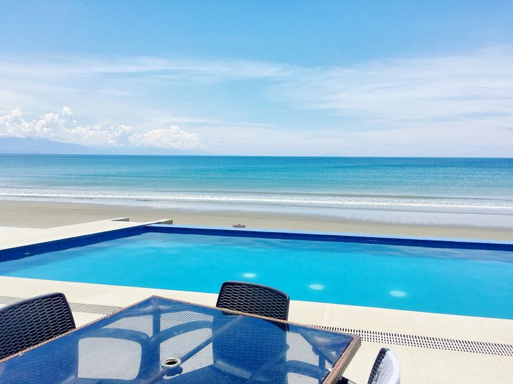 Enjoy the beautiful view of Sabang Surfing Beach #Baler #Beach #Sea #Sunshine #Surfing #tripkada #teamfliptrip #fliptripph #solotravel #myweeklytravel #pool