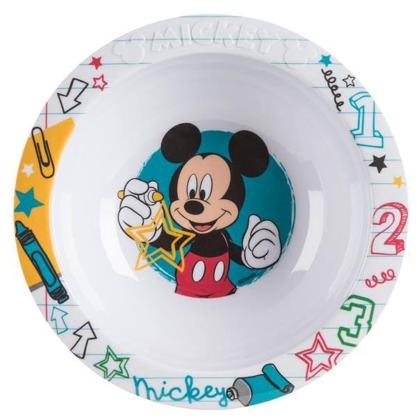 Flouda store | Μπολ μελαμίνης Mickey crafts