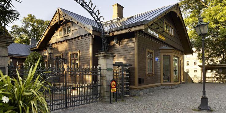 Alfons Åbergs kulturhus in Gothenburg | Semrén & Månsson