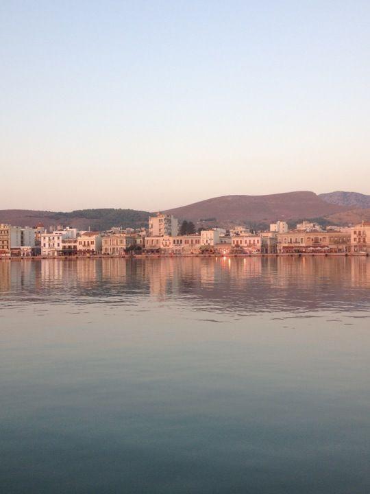 Λιμάνι Χίου (CHI) Chios Port στην πόλη Χίος, Χίος