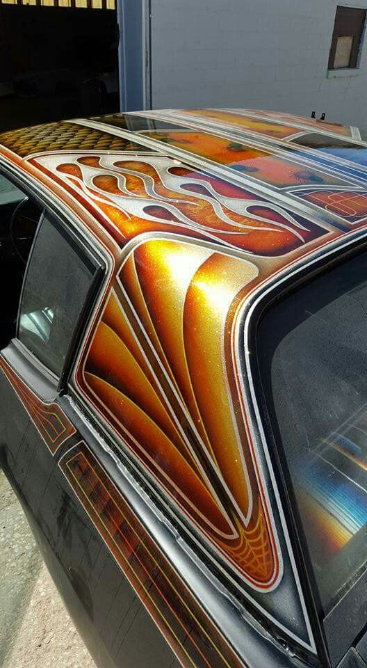45 best panel paint jobs images on pinterest bespoke cars car tuning and custom cars. Black Bedroom Furniture Sets. Home Design Ideas
