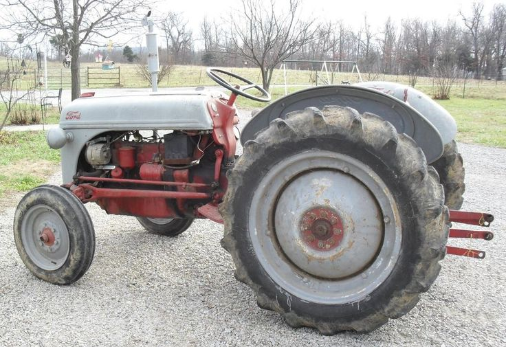 Ford Tractor Jubilee Model : Best images about ford n on pinterest old tractors