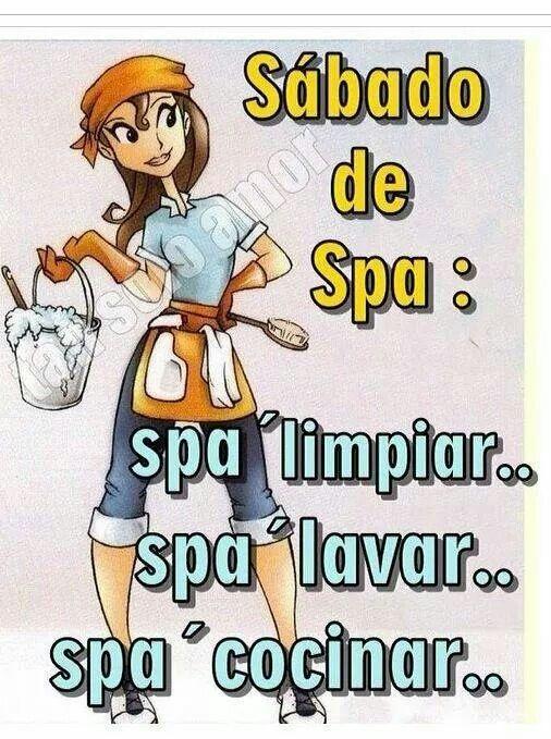 ♧ sabado de Spa..