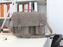 Aktentasche Lehrertasche Schultasche Leder