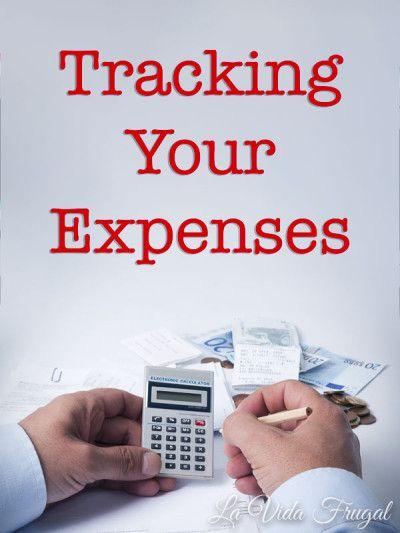 Tracking Your Expenses | La Vida Frugal