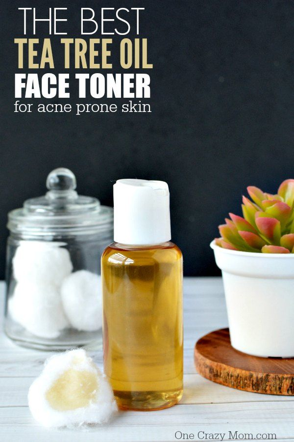 The Best Tea Tree Oil Face Toner – Tea Tree Oil for Acne