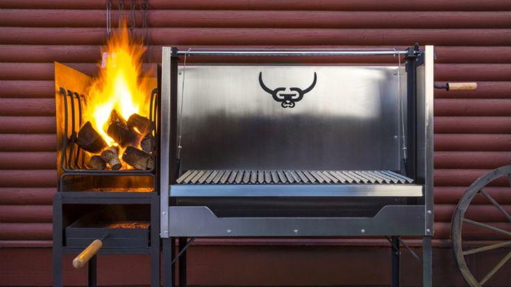 Gaucho García: Argentine-style hardwood grills miniatura de video del proyecto