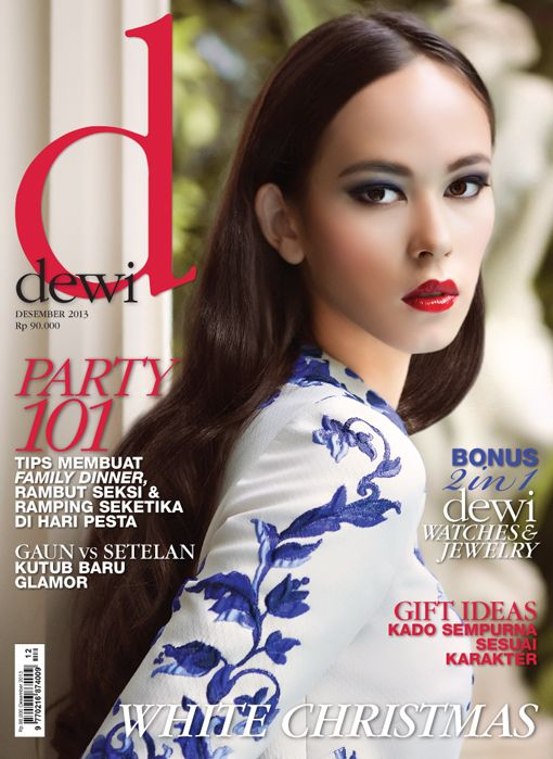 December 2013, Model: Hege Martine Wollan, Photographer: Hakim Satriyo, Stylist: Aldi Indrajaya, Wadrobe: Valentino