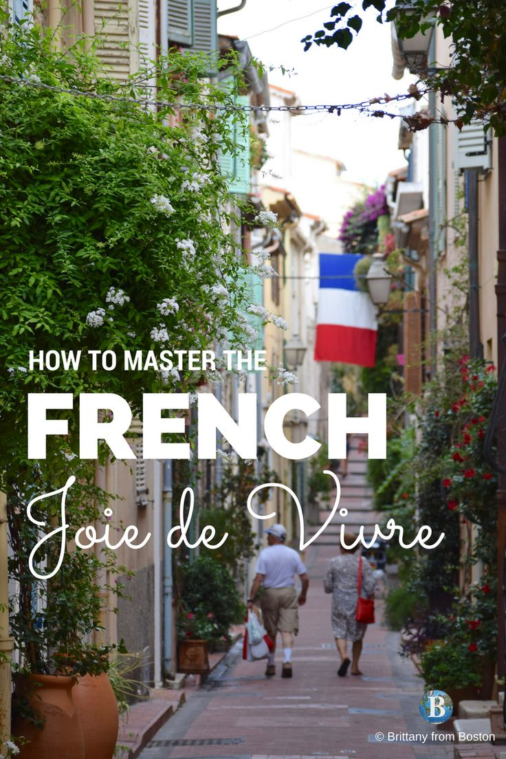 How to Master the French Joie de Vivre // Brittany from Boston