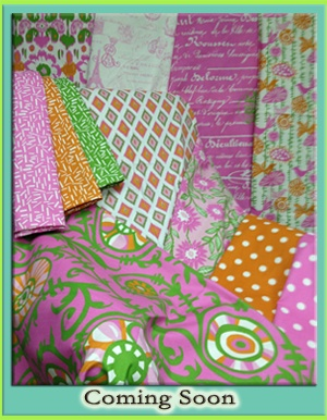 our new fabrics...... so great!