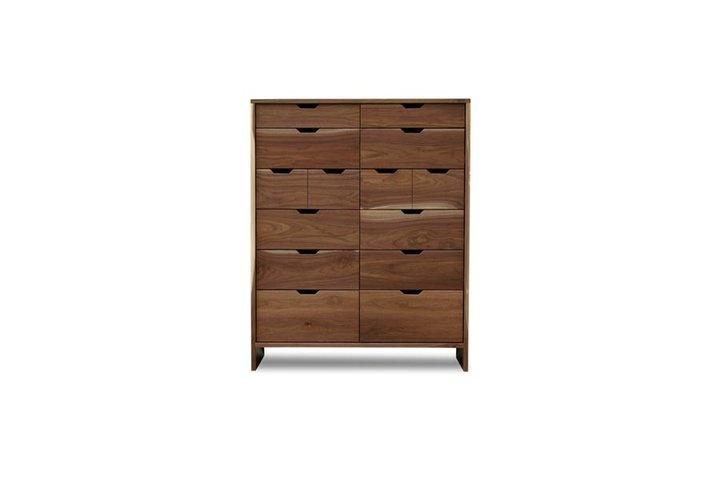 SHIMNA Walnut dresser
