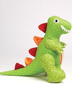 IL PUPAZZO SPECIALE | Dinosauro, Lenzuola