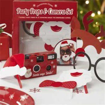 Accesorios para photocall Navidad