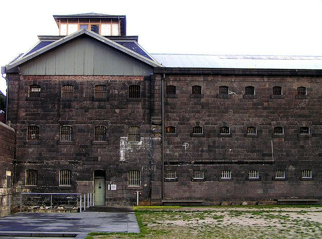 Old Melbourne Gaol. Between 1842 and its closure in 1929 the gaol was the scene of 133 hangings including Australia's most infamous citizen, the bushranger Ned Kelly.