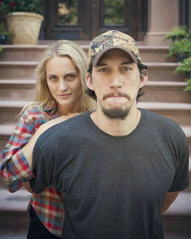 Joanne and Adam