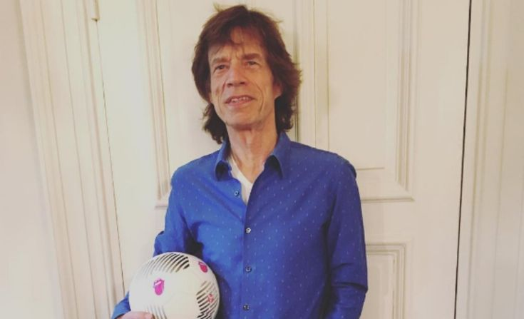 Mick Jagger and 29-year-old girlfriend Melanie Hamrick having a baby