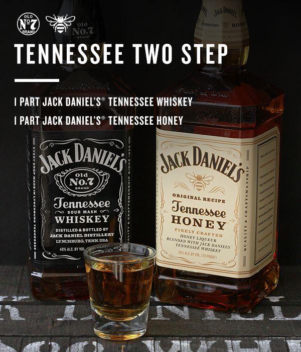 32 best jack drinks images on pinterest drinks jack for Honey whiskey drink recipes