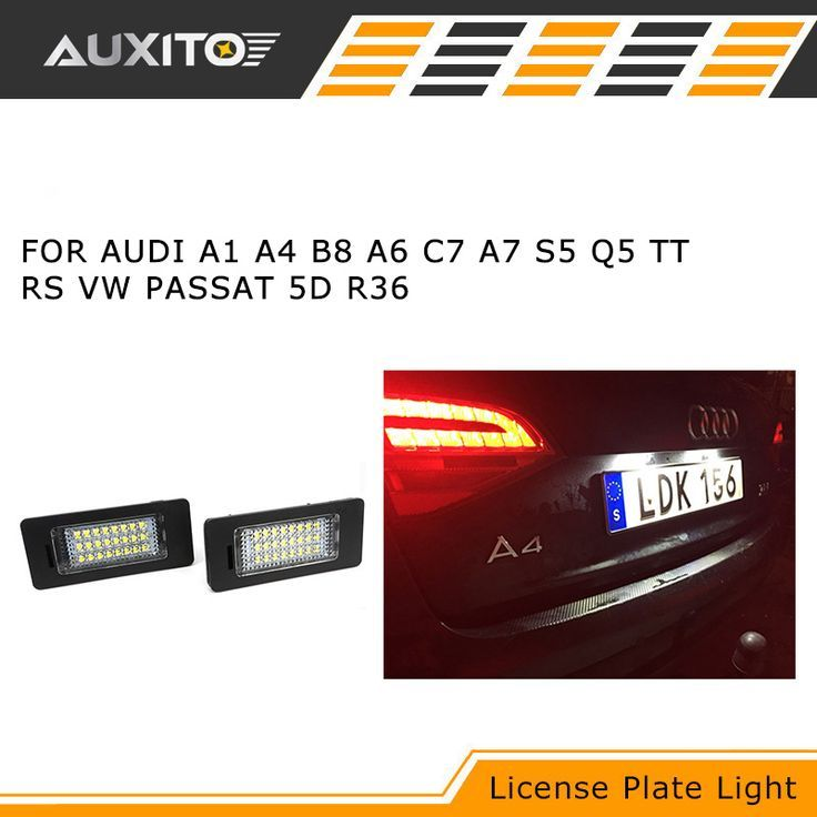 Awesome Audi 2017: $11.70 (Buy here: alitems.com/... ) AUXITO 2Pcs LED License Plate Lights Number ... Car24 - World Bayers Check more at http://car24.top/2017/2017/04/22/audi-2017-11-70-buy-here-alitems-com-auxito-2pcs-led-license-plate-lights-number-car24-world-bayers/