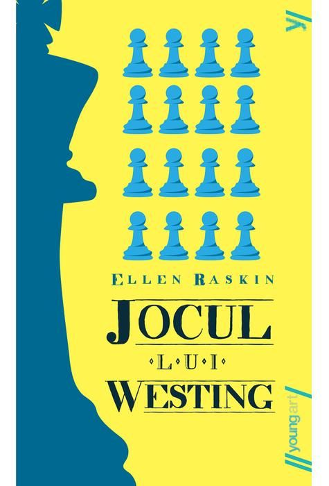 Jocul lui Westing   paperback