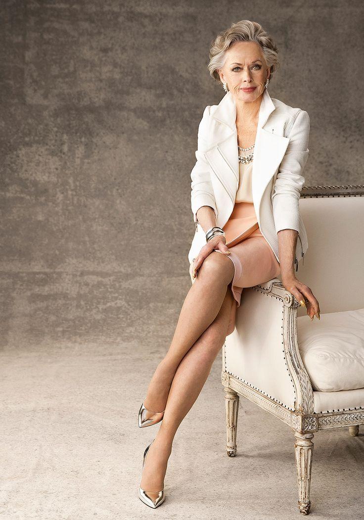 Older Models Rule The Fashion World
