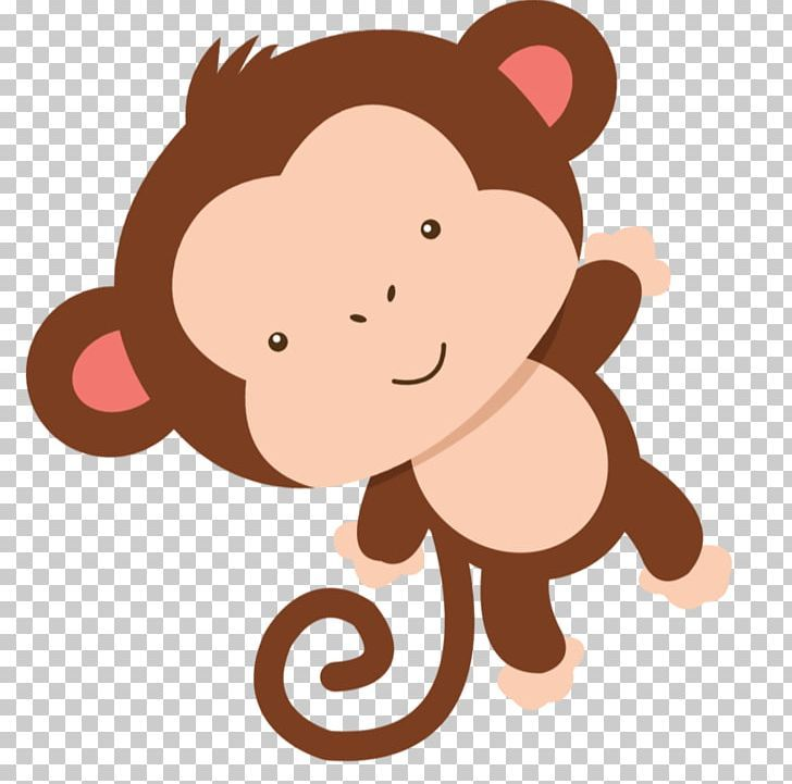 Baby Shower Infant Child Diaper Png Baby Monkey Baby Shower Big Cats Boy Carnivoran Monkey Crafts Safari Party Decorations Safari Baby Png