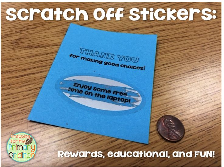 22 best stickers images on pinterest eureka school classroom scratch off stickers rewards educational and fun coupon code included fandeluxe Gallery