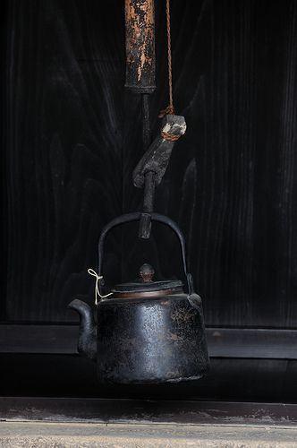 Japanese Old Kettle