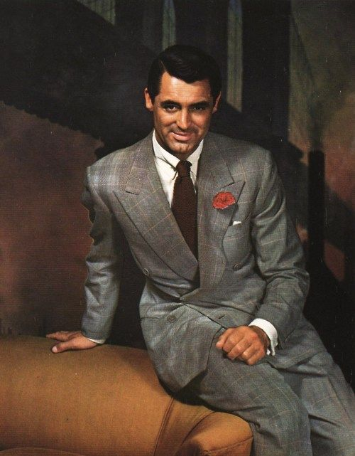 Cary Grant´s gentleman style