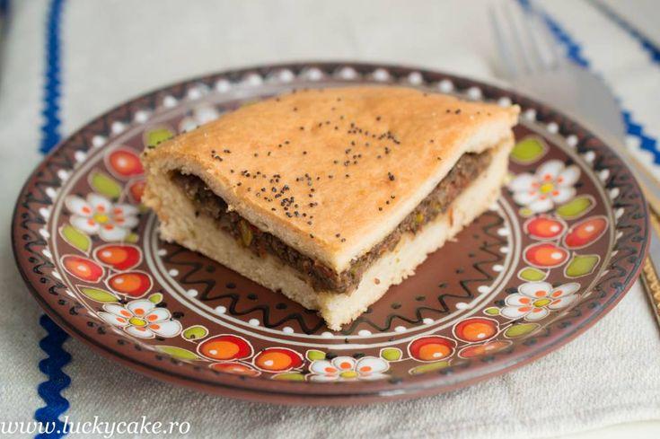 vegan mushroom pie