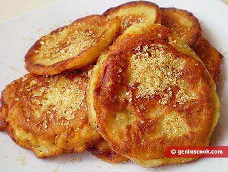 Jamaican Dessert Recipes | The Recipe for Jamaican Banana Pancakes | Baked Goods | Genius cook ...