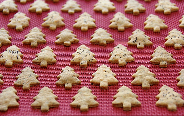 Yum- Cheddar and Poppy Seed Crackers | Snacks | Pinterest | Poppies ...