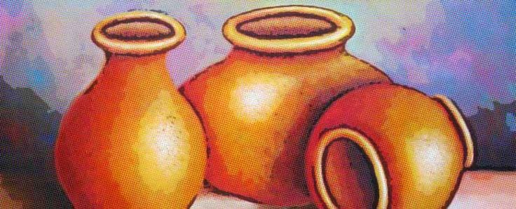 ¿Cómo curar una olla de barro adecuadamente?  http://www.infotopo.com/gastronomia/insumos/como-curar-una-olla-de-barro/