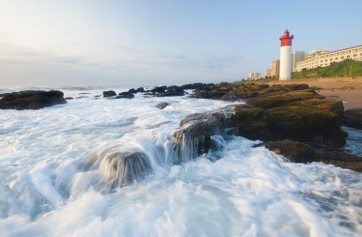 Umhlanga Rocks Lighthouse, South Africa